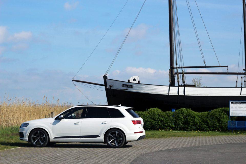 Der Erfahrungsbericht | Einmal zur Blogfamilia nach Berlin, an die Ostsee und zurück im neuen Audi Q7 - Test Audi Q7