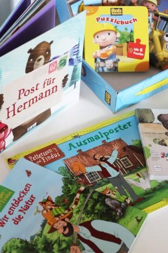Unsere Bestellung auf Kinderbuch.eu