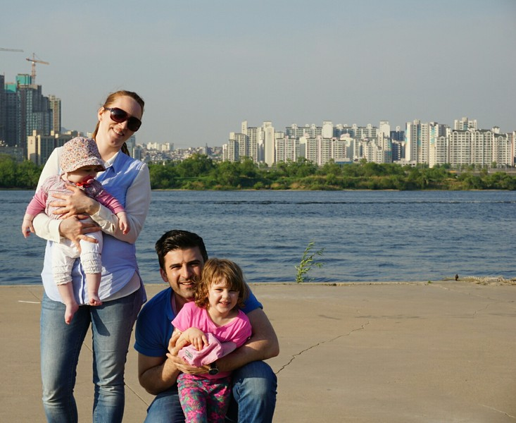 Johannas Familie