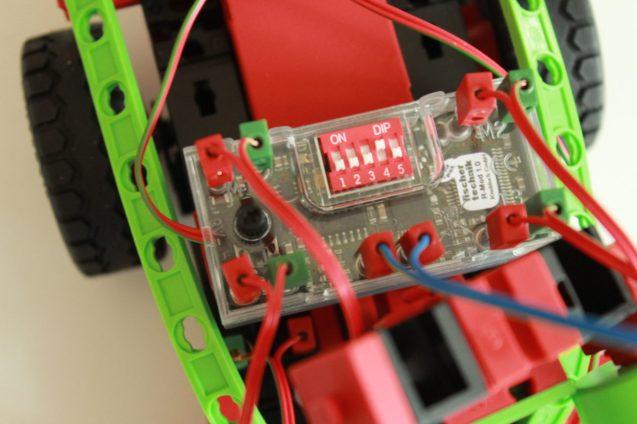 #fischertechnik #MiniBots #ROBOTICS #Spielzeug #Roboter #Lernspielzeug #Baukasten #tüfteln #Technik