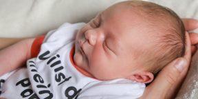 Die erste Zeit mit einem Neugeborenen aus Sicht eines Vaters