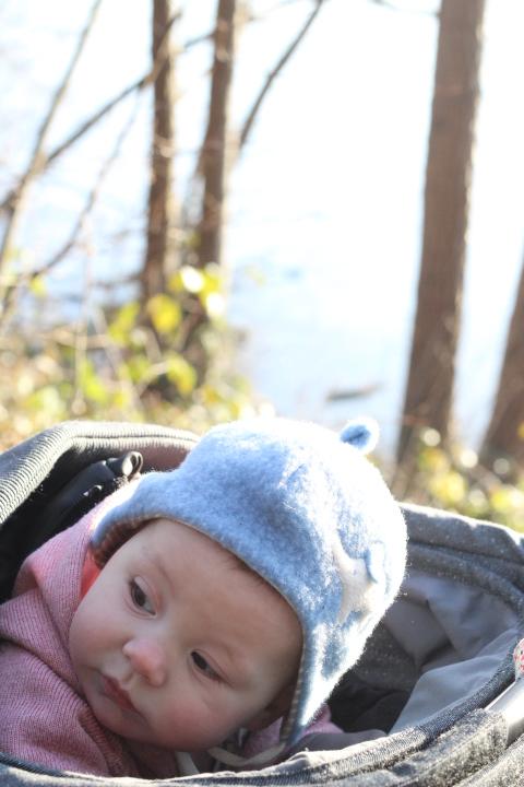 Baby, Mama berichtet über Baby, die erste Zeit mit Baby