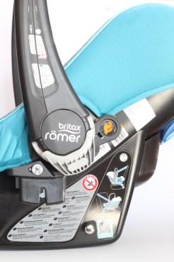 D-SIP® Seitenaufprallschutz-Technologie Britax Römer