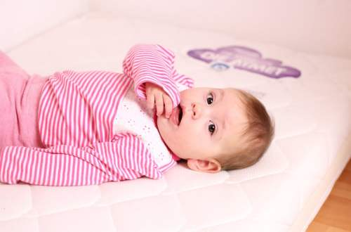 Babys Shglafplatz - worauf sollte man achten?