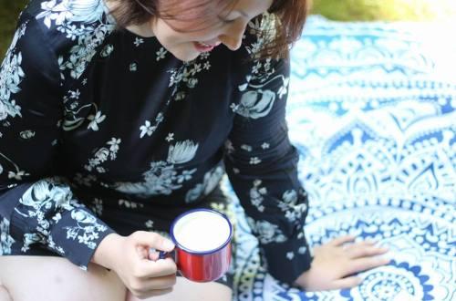 5 Tipps für eine entspannte Auszeit zu Hause - Mama fühlt sich wohl trotz Alltagtrubel
