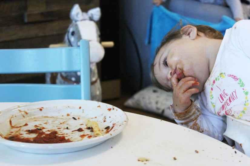 Super leckeres und gesundes Mittagessen für Kinder