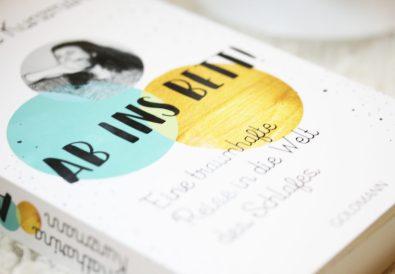 """""""Ab ins Bett"""" Buchkritik - ein Buch über das Schlafen"""