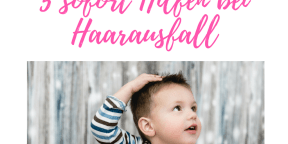 Sofort Hilfen bei akutem Haarausfall