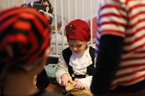 Kindergeburtstag Motto Piraten