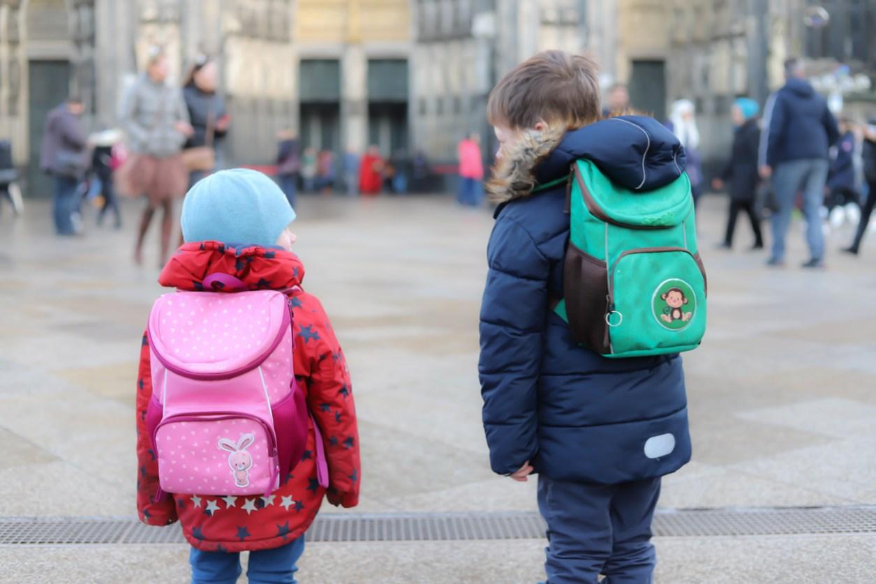 rucksack fuer kinder