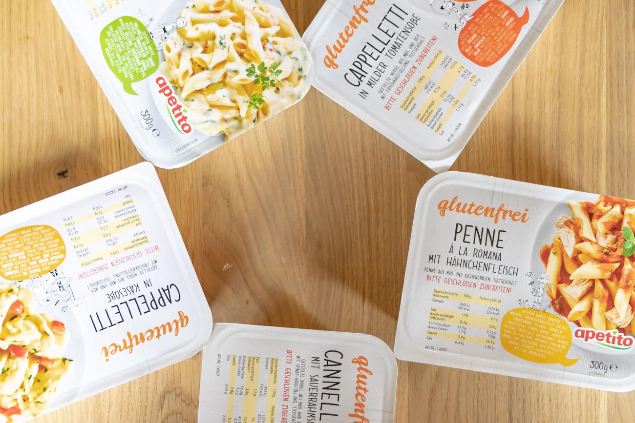 glutenfreie ernährung kinder ideen