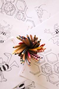 Mit Kindern den Bienenschutz leben