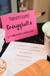 Trockenpflaumen Energyballs Rezept mit getrockneten Pflaumen