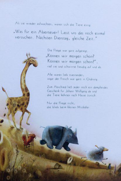 Bilderbuch Thema Freundschaft für Kinder ab 3
