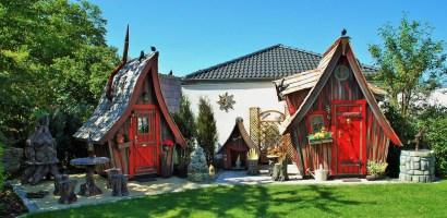 Zauberhafter Garten 1
