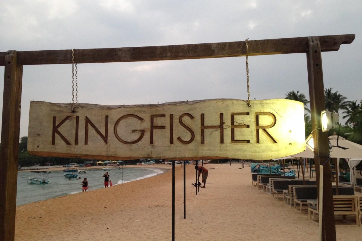 Unser Lieblingsrestaurant Kingfisher