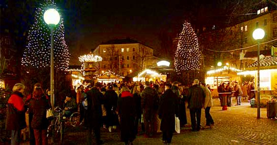 Haidhausen Christmas Market (Picture: Homepage)