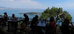 Ausblick auf das Marmarameer