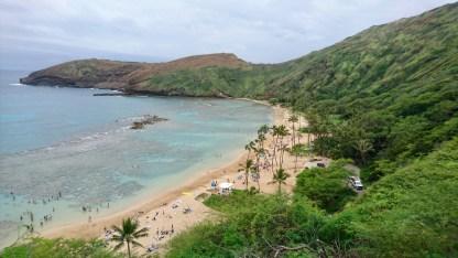 Hanauma Bay Oahu