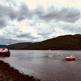 Crannog Seafood Restaurant in Fort William