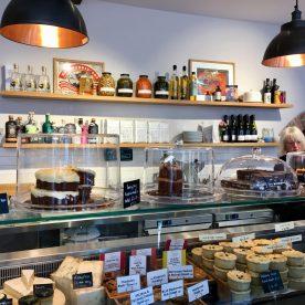 Cafe Scott's in Alnmouth