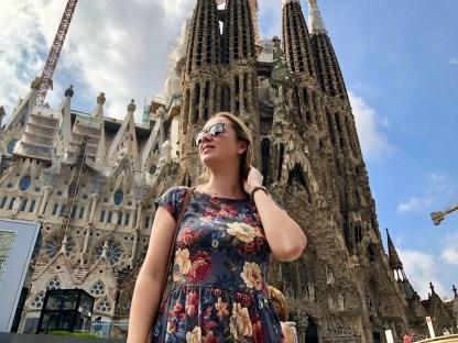 La Sagrada Familia und ich
