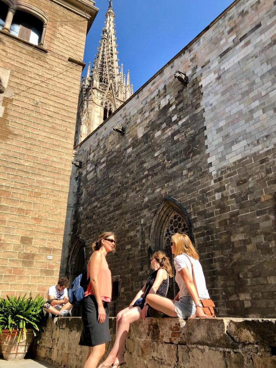 Mein Lieblingsplatz in Barcelona