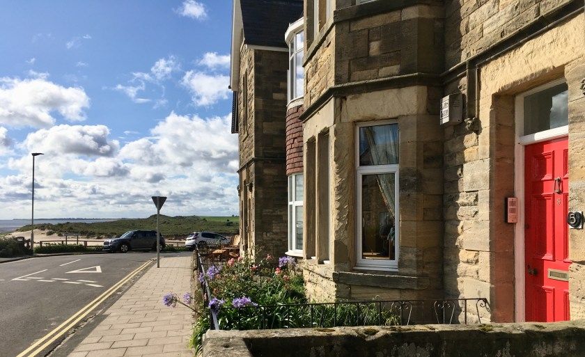 Riverside Beach House in Alnmouth