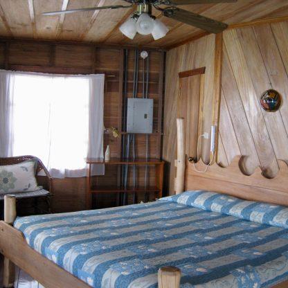 Schlafzimmer im Casa Acuario