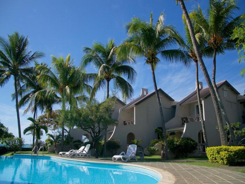 Quelle Mont Choisy Beach Villas