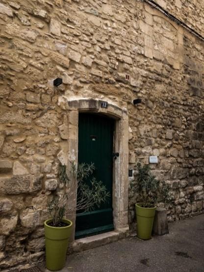 Gässchen von Avignon