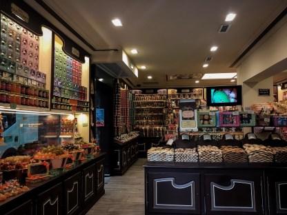 Niedliche Geschäfte in Avignon