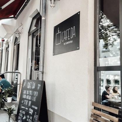 Cafe Da in the bean quarter