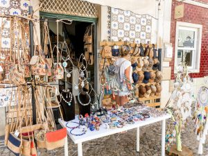 Bohemian Shops in Ericeira