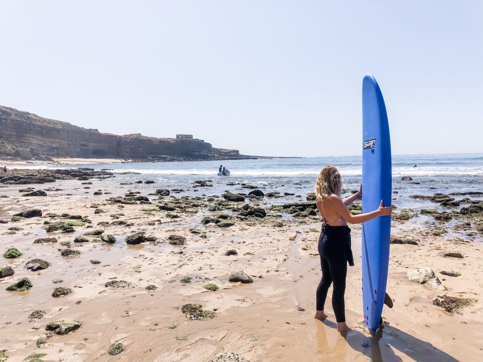 Surfen in Portugal: Surf & Yoga Camp im Surfmekka Ericeira! - LIEBLINGSSPOT