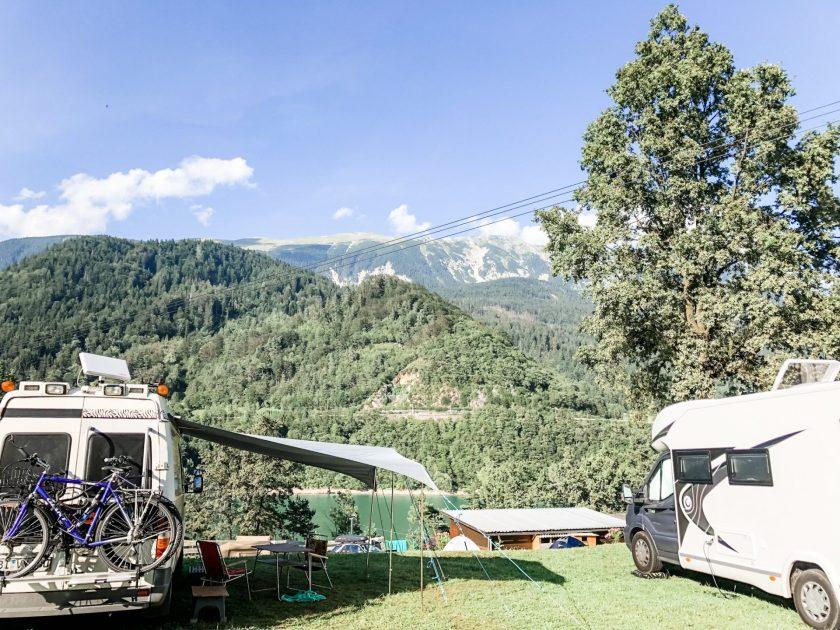 Camping Perun Lipce Slowenien