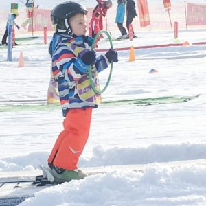 Learn to ski in the Bavarian Forest
