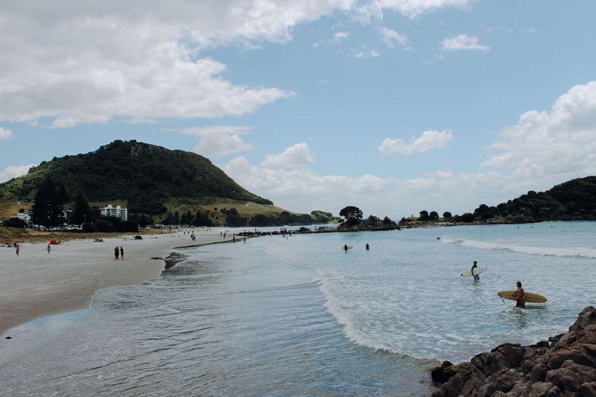 Beach Mount Maunganui
