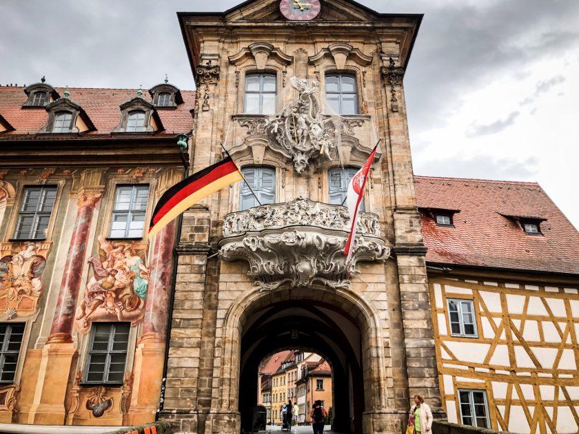 Das Alte Rathaus Bamberg