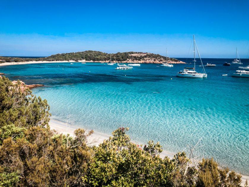 Traumbucht Rondinara auf Korsika