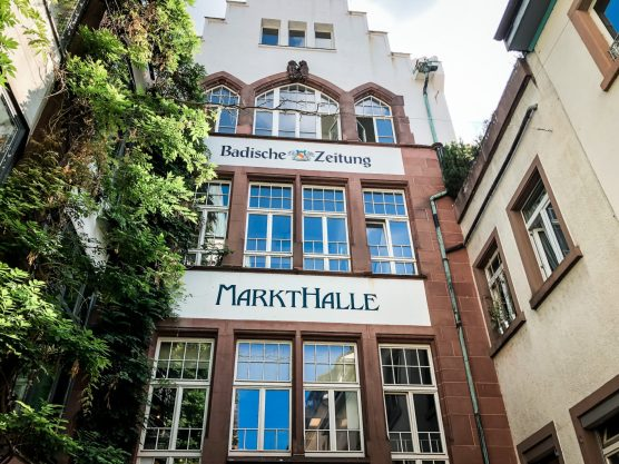 Markthalle Freiburg Familienurlaub, Freiburg