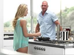 seks in de keuken