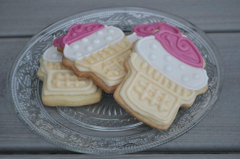 Koekjes ijsjes