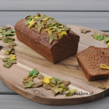 Review: de Bakzolder mix voor herfstcake