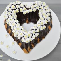 Tulband met chocolade & bloemen