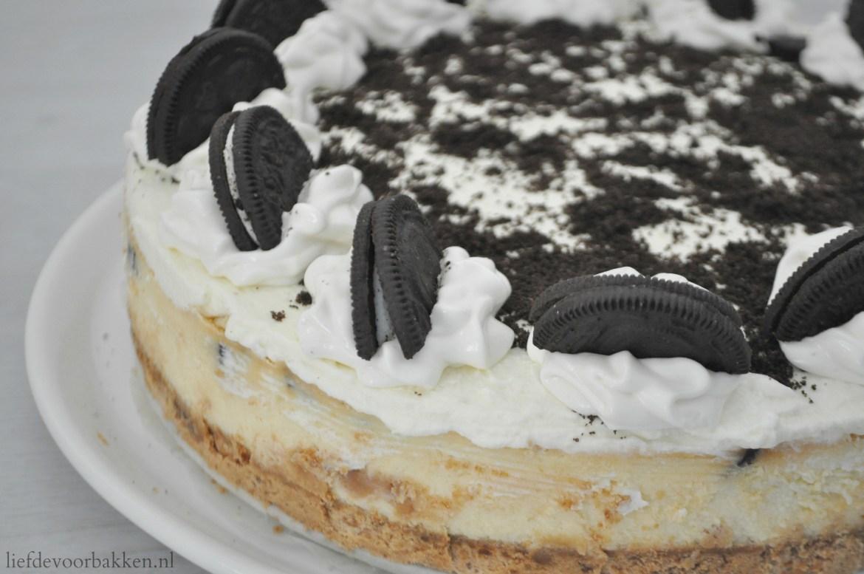 Oreo cheesecakes