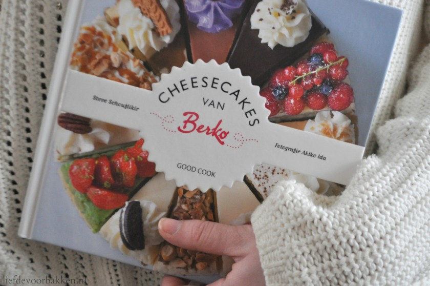 Cheesecakes van Berko