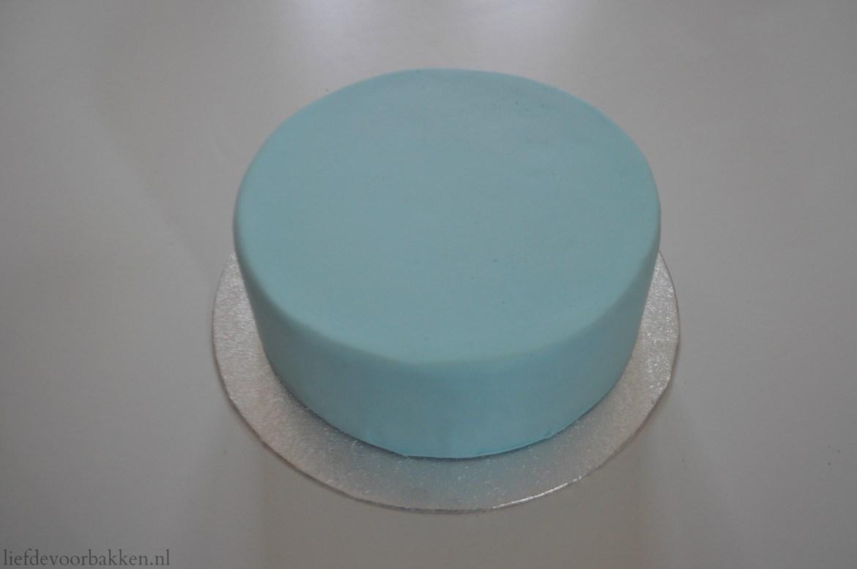 Woezel&Pip taart