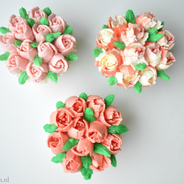 Simply Making Flower Piping Tips – deel II