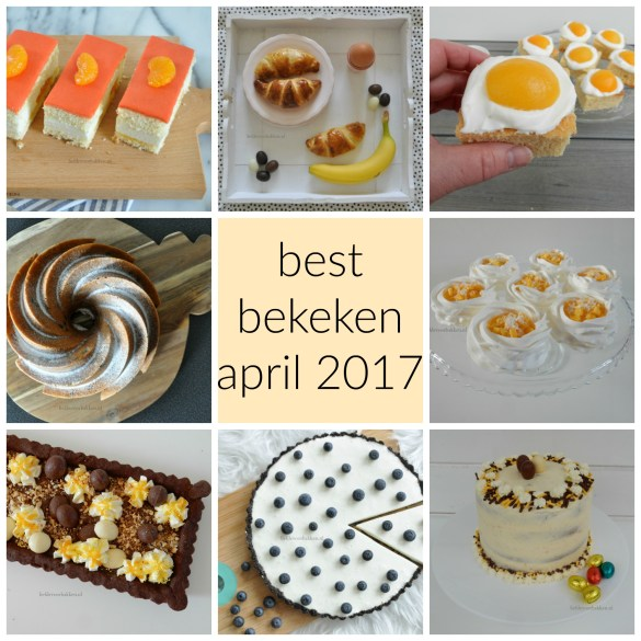 Best bekeken recepten van april